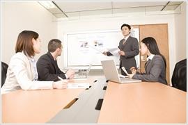 経営コンサルティングのイメージ